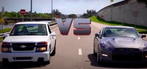 Duramax-Chevrolet-Colorado-vs-Nissan-GTR-720x340